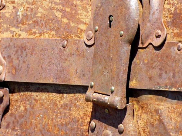 Rusted Locks