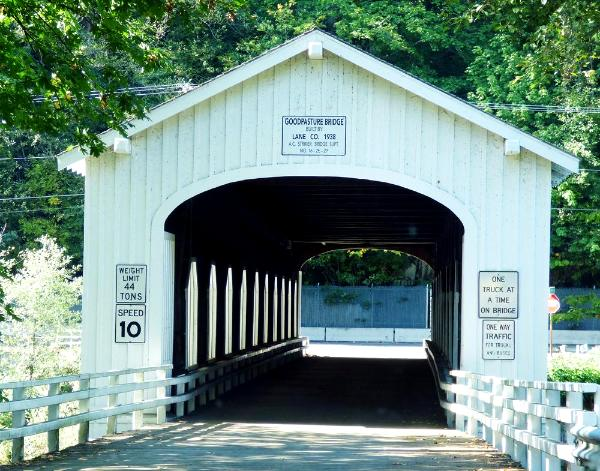 Good Pasture Bridge