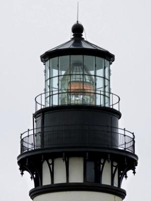 Lighthouse Top: Yaquina Head Lighthouse
