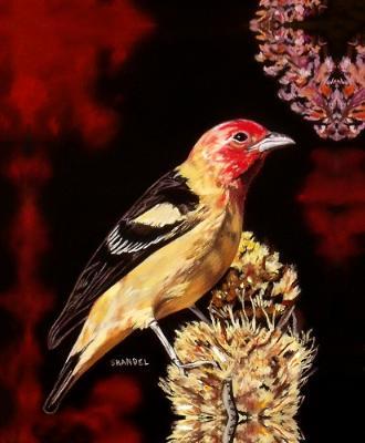 Sun Bright Songbird